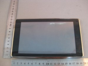 """New 7"""" Chinese WinCE tablet clears FCC e-Reading Hardware"""