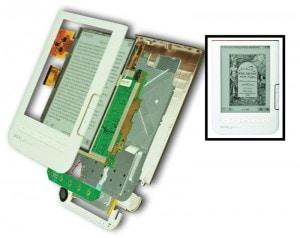 Inside the BenQ K60 e-Reading Hardware