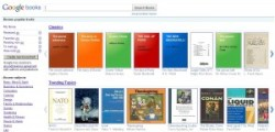 Google Books is back on iOS - ebookstore link is gone Apple Google