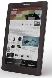 Hanvon to debut color E-ink e-reader on Tuesday e-Reading Hardware