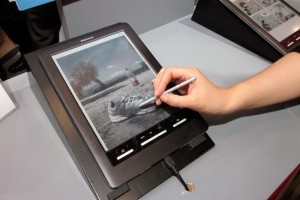 First look at Hanvon's new color e-reader e-Reading Hardware