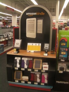 A look at my local e-reader stores e-Reading Hardware