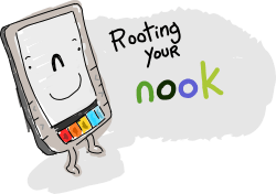 Rooting the NookColor now ready for semi-skilled e-Reading Hardware