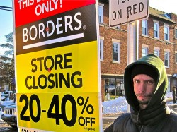 Is your Borders store closing? Check out this list of indies Uncategorized