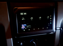 Rooted NookColor now a $250 in car stereo system e-Reading Hardware