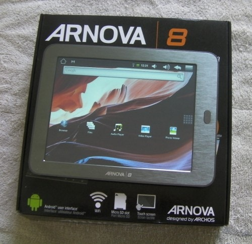 Archos Arnova 8 is just one of the crowd Reviews