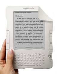 Dog-eared Kindle could be Amazon's next great innovation e-Reading Hardware humor