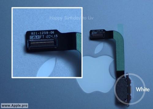 iPad 3 part leaked? Rumors