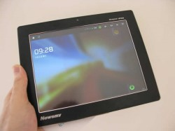 """Newman unveils an 8"""" Android tablet in China e-Reading Hardware"""
