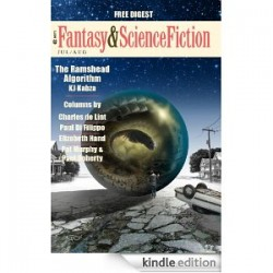 Amazon now offering a free teaser subscription to Fantasy & Science Fiction Magazine Amazon eBookstore