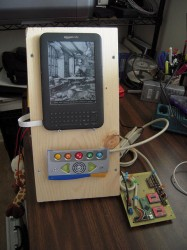 Introducing the FrankenKindle (video) e-Reading Hardware