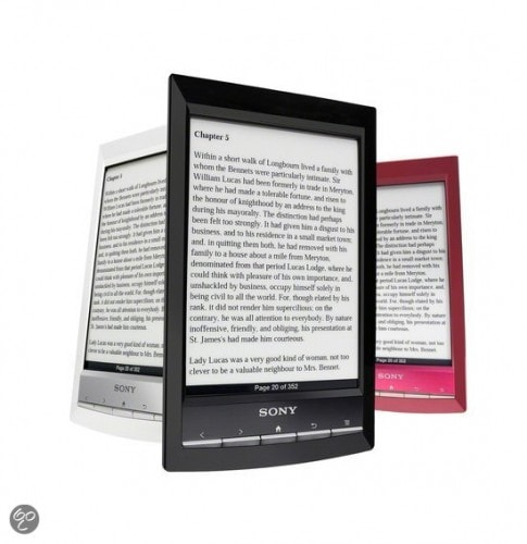 First look at the new Sony Reader PRS-T1!!! e-Reading Hardware