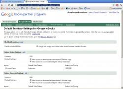 Google eBookstore about to go International? eBookstore