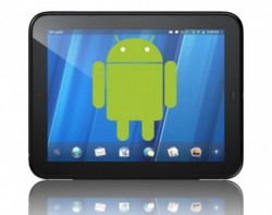 Android TouchPads now in the wild (video) e-Reading Hardware
