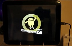 CM7 Android Firmware now Running on the HP TouchPad (video) e-Reading Hardware