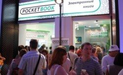 Pocketbook opened their first stores in Russia e-Reading Hardware