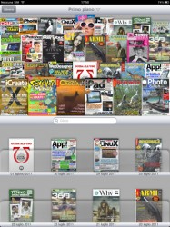 New Italian digital magazine app launched - Ultima Kiosk e-Reading Software