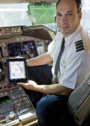 United Airlines now adopting a paperless cockpit iDevice
