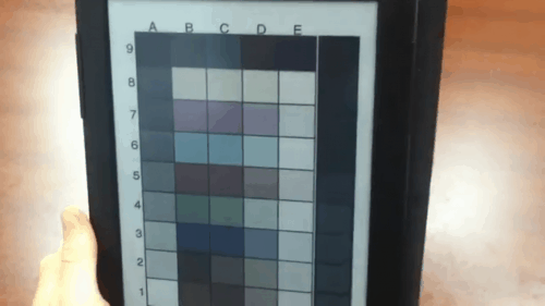 First Look at the Jetbook Color (video) e-Reading Hardware