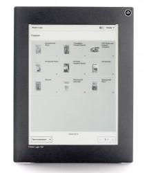 Plastic Logic's New E-reader Unveiled e-Reading Hardware