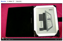 Hands On With the Onyx Boox M92 (video) Reviews