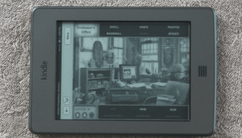 Amazon Drops Support for Kindle Active Content From the