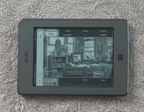 Does Anyone Miss Having Word Games and Apps on Kindles? e-Reading Hardware Kindle