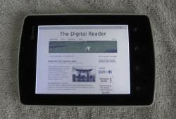 Review: Kyobo Mirasol eReader Reviews