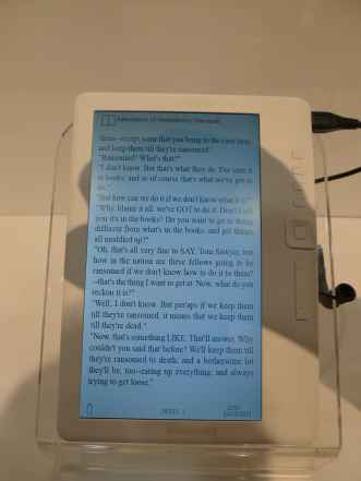 Polaroid's New eReaders Are a Surprise Conferences & Trade shows e-Reading Hardware