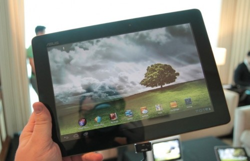 Asus to launch new  eeePad Transforrmer Prime with Hi-Res Screen Conferences & Trade shows e-Reading Hardware