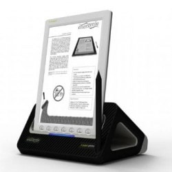 "Stuff I Missed at CES 2012: Gembird's New 9.7"" eReader Conferences & Trade shows e-Reading Hardware"