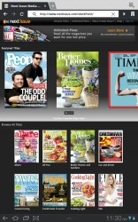 Next Issue Media to Launch All-You-Can-Read Newstand Tomorrow eBookstore