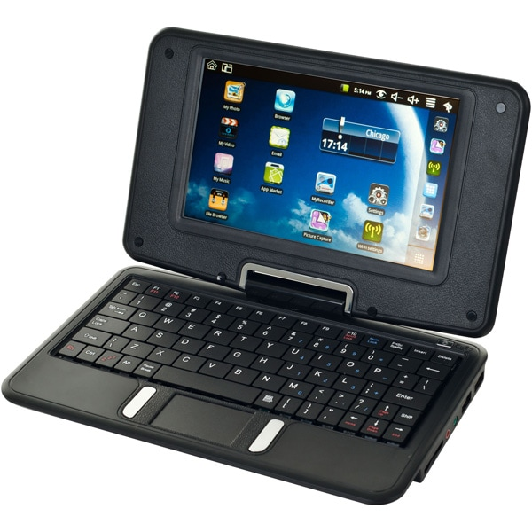 The Soundlogic XT is the Android Netbook Convertible You
