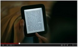 First Look at the New Nook Glow (video) e-Reading Hardware