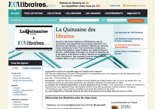 1001Libraires To Close Up Shop eBookstore