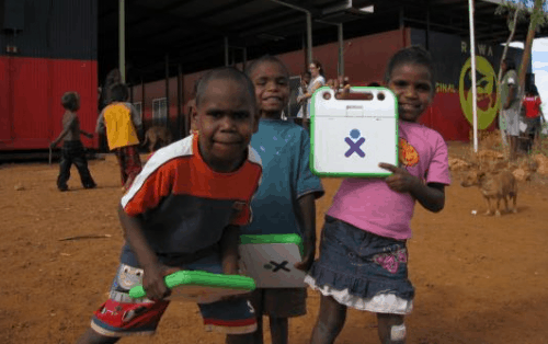 OLPC Australia to Launch Large Scale Pilot Program e-Reading Hardware Education