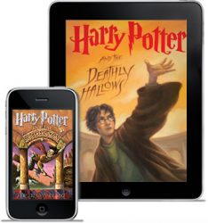 Harry Potter eBooks Now Available via Kobo eBookstore eBookstore