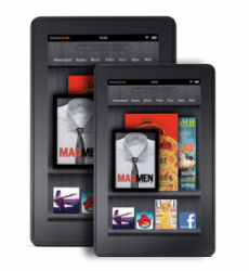 New Rumor: 2 New Kindle Fires Coming in Q3 2012 Rumors