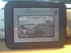 Nook Touch Hacked to Run Mac OS (video) e-Reading Hardware