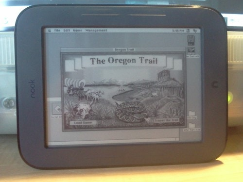 Barnes & Noble Discontinues the Nook Touch Barnes & Noble e-Reading Hardware