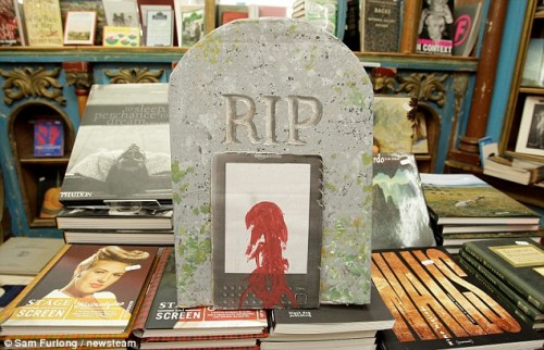 Kindle to be Banned from UK Book Festival Editorials
