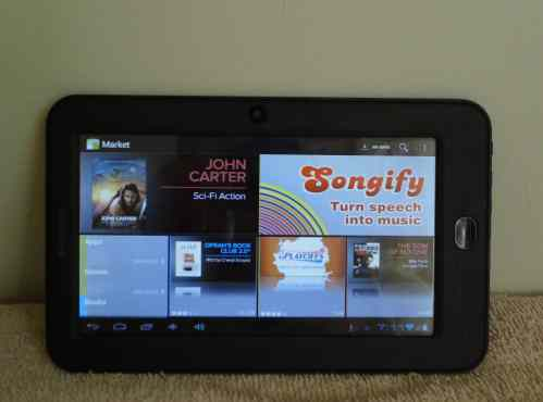 A Brief Review of the Polaroid PMID 702C Android Tablet | The