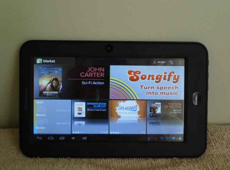 A Brief Review of the Polaroid PMID 702C Android Tablet Reviews