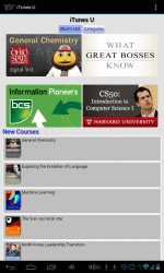 Tunesviewer Brings iTunes U to Android, Linux e-Reading Software