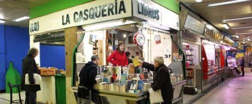 Madrid Bookseller Sells Books by the Kilo Uncategorized