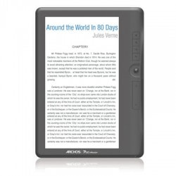 Archos Launches a Pair of So-So eReaders e-Reading Hardware