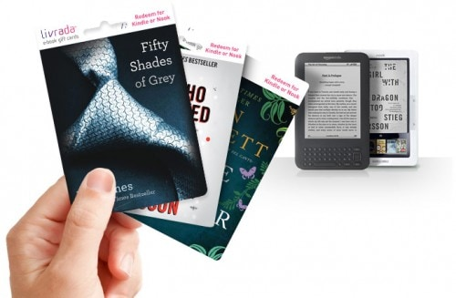 eBook Gift Cards Coming to Target eBookstore