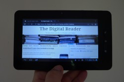A Short Review of the Visual Land Connect Android Tablet Reviews