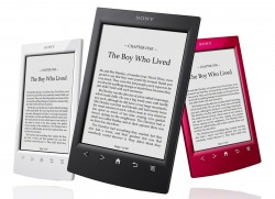 New Sony Reader Already Being Abandoned by Hackers e-Reading Hardware