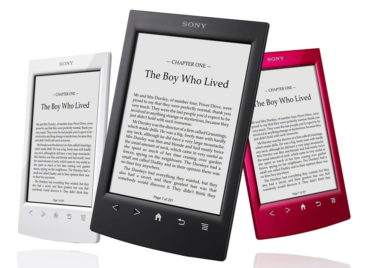 Sony has confirmed today that they will not be making another ebook reader. via the-digital-reader.com - peoplewhowrite